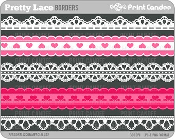 Clip Art Lace Clip Art lace ribbon clipart etsy pretty ribbons personal and commercial use digital border clip art