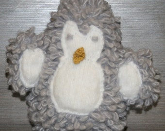 OWL knitted