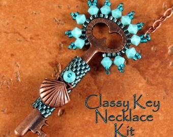 Beading Kit - Classy Key Necklace (Small)
