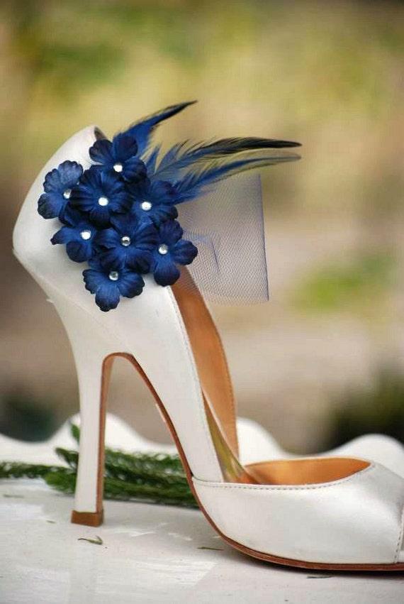Something Bleu Wedding Shoes Uk