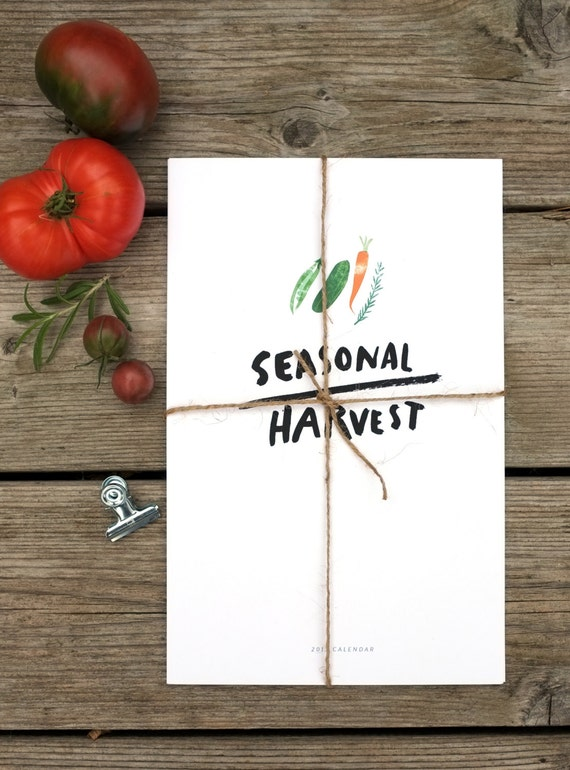 2013 seasonal harvest calendar