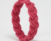 Sailor Knot Bracelet in Mystic Red Narrow