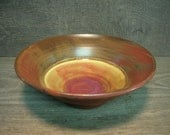 Red and raspberry bowl (IV30)