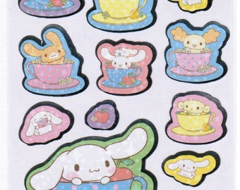 Sanrio Cinnamoroll Sticker Sheet