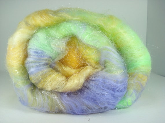 The Witch's Good side - 3.7 ounce batt (smooth)