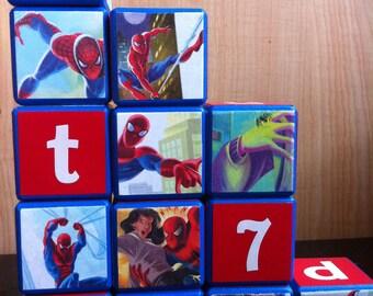 Spider-Man Building Blocks
