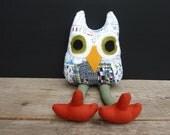 Owl Plusshie-Urquell