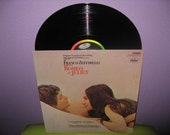 SHOP CLOSING SALE Vinyl Record Album Romeo & Juliet Original Soundtrack Lp 1968 Zeffirelli Shakespeare Romance Tragedy Classic