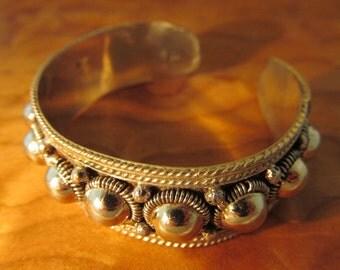 Vintage Silver Bracelet Thailand