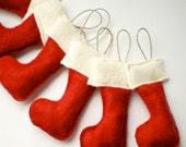 Santa's Padded Stockings