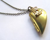 Personalized Necklace, Best Friend Necklace, Letter Charm Necklace