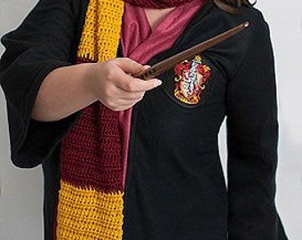 Harry Potter Inspired Scarf