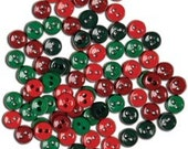 MIni  Red and Green buttons