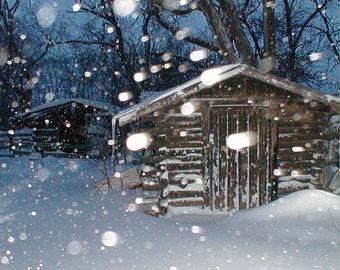 Nice winter night