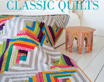 Modern Designs For Classic Quilts - Signed Author Copy ~~Free Shipping~~
