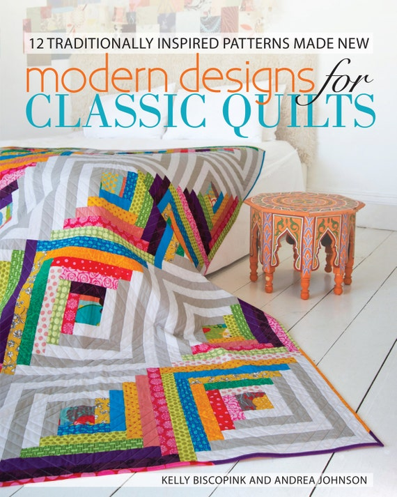 Modern Designs For Classic Quilts Signed Author Copy Free : classic modern quilts - Adamdwight.com