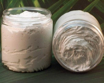Whipped Body Butter - Lavender & Herb