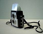 Vintage  Camera Kodak Brownie Starflex Camera