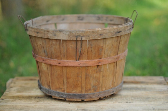 Old Bushel Basket - Great Photography Prop