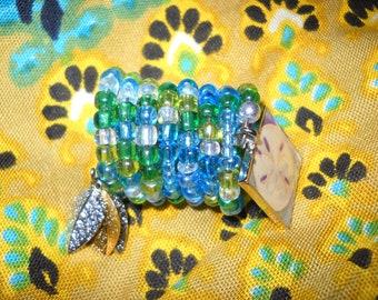 Blue Nile Lock Ornament