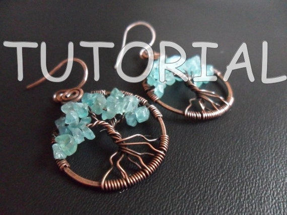 Tree of Life Earring TUTORIAL By Beading On A Budget