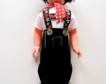 Austrian doll bought in Europe in the 70s