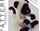 INSTANT DOWNLOAD : Handful of Kitten Crochet Pattern