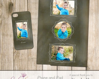 iPhone and iPad Template Set - Photoshop Files -18