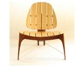 Outdoor Furniture, Modern Patio Chair