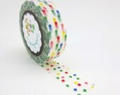 Washi tape Party polka dots Free Shipping