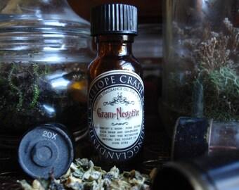 Gram-Negative handcrafted fragrance oil