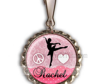 """Shop """"personalized dance bags"""" in Keychains & Lanyards"""