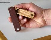 Snap Pipe 2.0 - Oak & Grip Tape