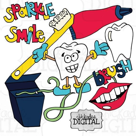 Clip Art Dentist Clip Art instant download dental clip art dentist by chickadeedigital clipart hygienist teeth art