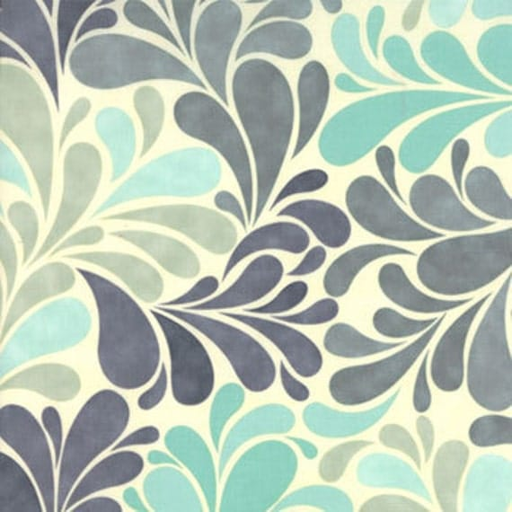 Reserved for joan 3 yard Salt Air fabric by Cosmo Cricket for Moda
