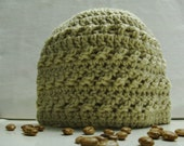 custom crochet hat-beige hat-tan hat-women's hat-beanie hat
