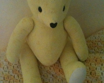 Teddy Bear Hand-Made Toy