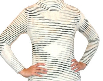 SUPER SALE 1970s Levis Vintage Turtleneck Sweater