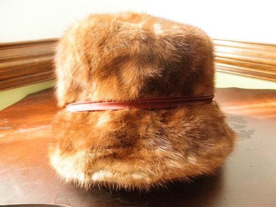 New York Original Fur Hat by Cecile