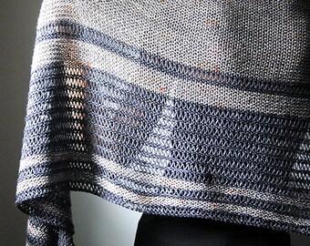 ASUNDER Knitting Pattern PDF