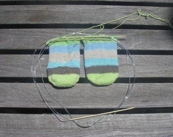 """US2 120cm Magic Loop Sock Needles - US2 X-Long (120cm/47"""")"""