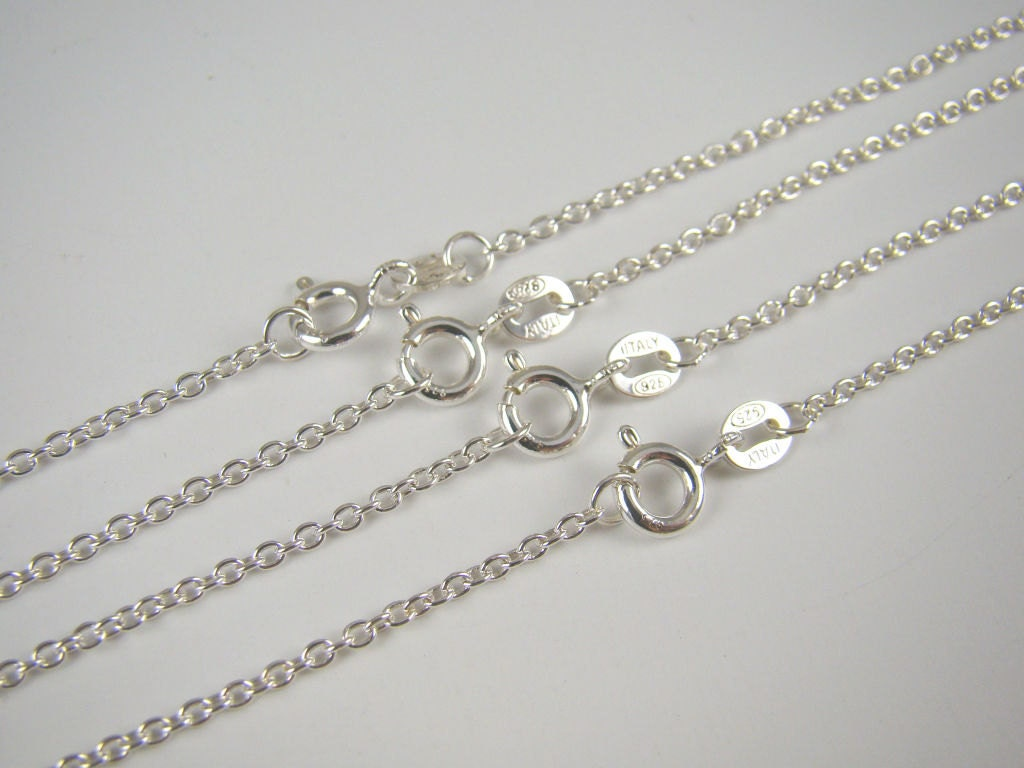 Etsy Chain Necklace Chain Link Necklaces