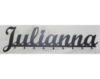 Custom Belt Rack with Name