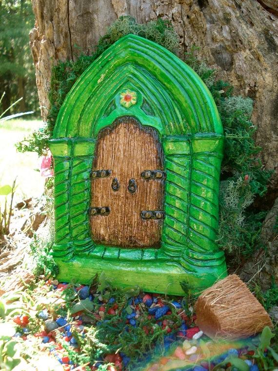 Items similar to fairy door the elderin door fairy for The magic fairy door