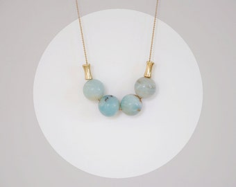 Blue Green Amazonite