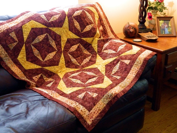 Star of Africa Couch throw/wallhanging