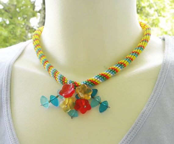 Colorful Fun Necklace