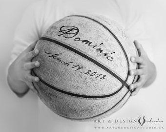 Basketball Decor, Kids Room Artwork, Sports Theme Boys, Personalized Boys Art, Sports Art, Basketball Photo, Boy Room Decor