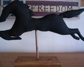 Primitive Horse Weathervane - MADE TO ORDER