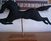 Primitive Horse Weathervane - MADE TO ORDER